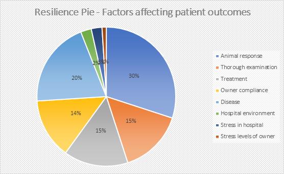 Resilience pie