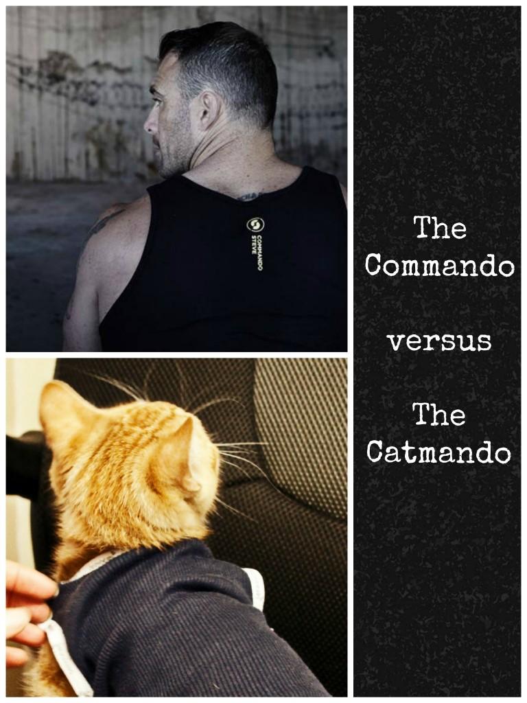 Comanndo vs catmando 1