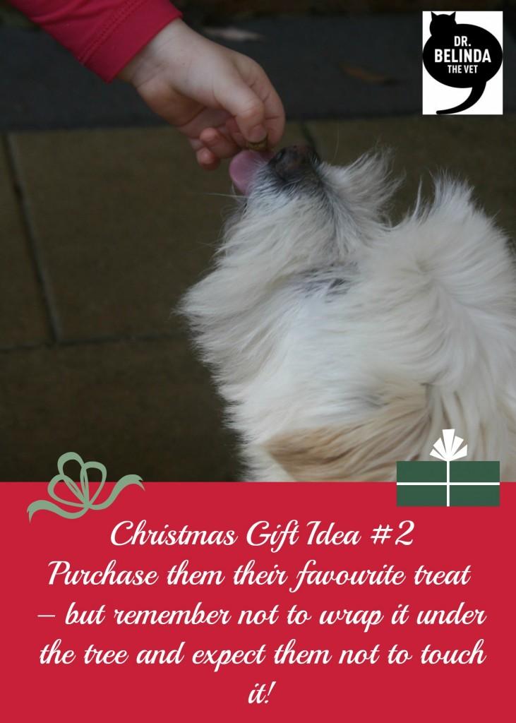 Christmas Gift idea #2 - favourite treat
